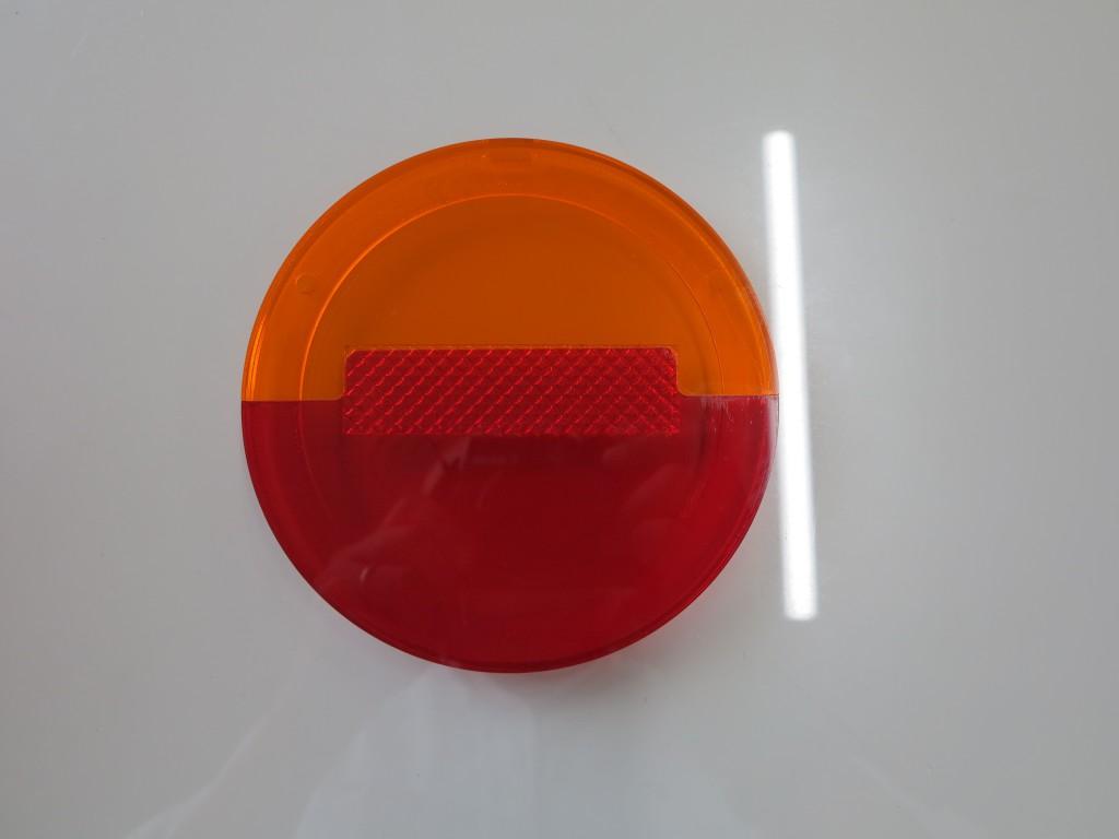 テールランプのカバー・・・アクリルで2次元で再生!